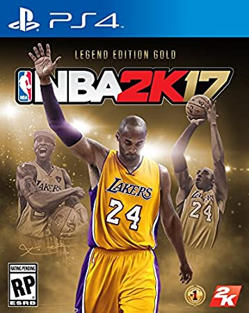 Nba 2K17 Legends Gold - PlayStation 4