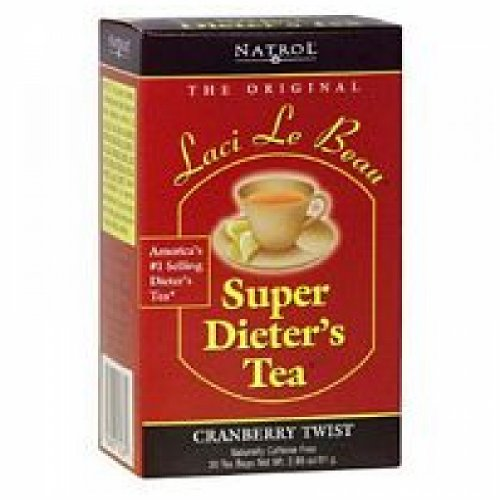 Super Dieter'S Tea Cranberry 30 Bags