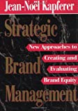 img - for Strategic Brand Management book / textbook / text book