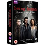 Being Human - Series 1 & 2 Box Set [DVD]by Lenora Crichlow