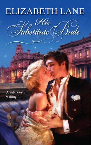 Image of His Substitute Bride