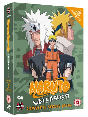 Naruto Unleashed - Complete Series 7 [DVD]