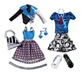Mattel Y0406 Monster High - Fashion set 2