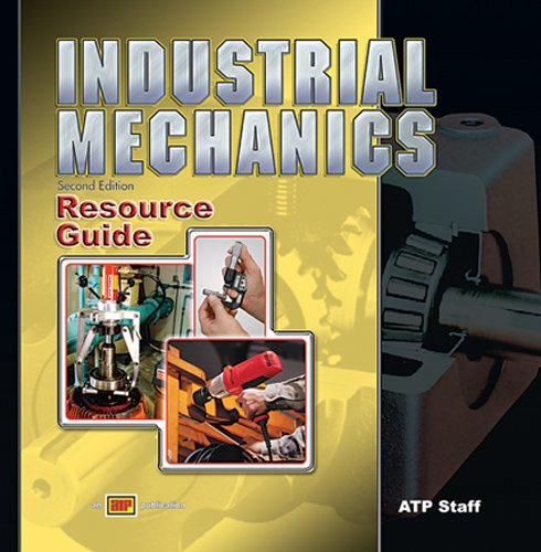 Industrial Mechanics - Instructor's Resource Guide - Amer Technical Pub - AT-3701 - ISBN: 0826937012 - ISBN-13: 9780826937018
