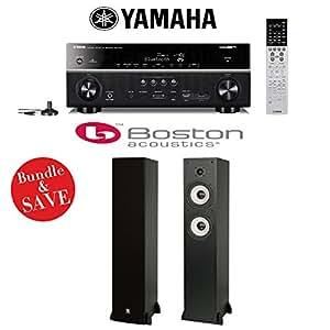 yamaha rx v2092 av receiver 51 channel car interior design. Black Bedroom Furniture Sets. Home Design Ideas