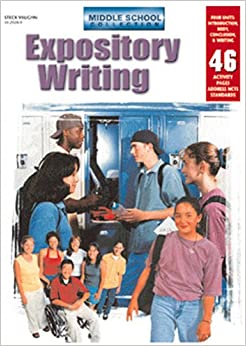 Expository writing activities for middle school