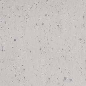 papier peint expans intiss effet b ton liss gris 52cm x 10 05m cuisine maison. Black Bedroom Furniture Sets. Home Design Ideas
