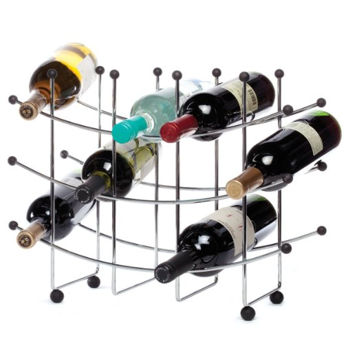 Oenophilia Fusion Wine Rack - 15 Bottle (Wildon Home Wine Rack compare prices)