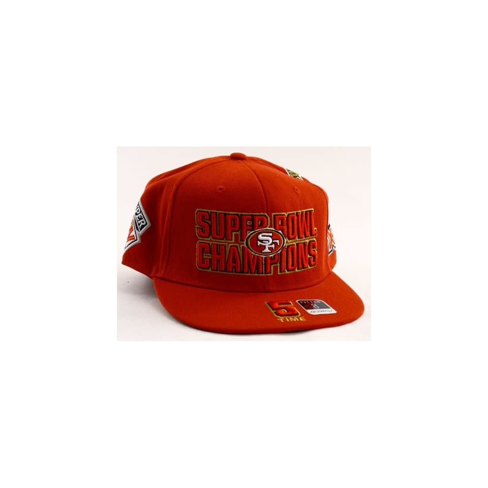 NFL San Francisco 49ers Commemorative Cap Sports