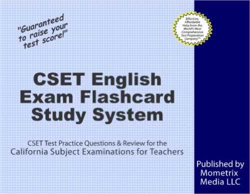 CSET Study Guide - Free!