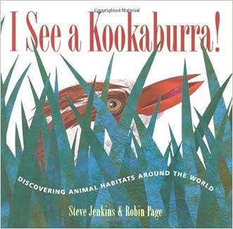 I See a Kookaburra!: Discovering Animal Habitats Around the World (Bccb Blue Ribbon Nonfiction Book Award (Awards))