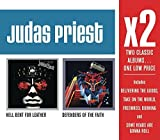 X2 (Defenders Of The Faith/Hell Bent For Leather) by Judas Priest (2012-05-04)