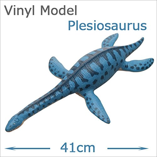 FAVORITE(フェバリット) 恐竜フィギュア ビニールモデル プレシオサウルス