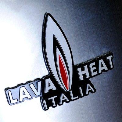 Lava Heat 51,000 BTU Outdoor Patio Propane Heater With Exclusive Spiral  Flame In A Borosilicate Glass ...