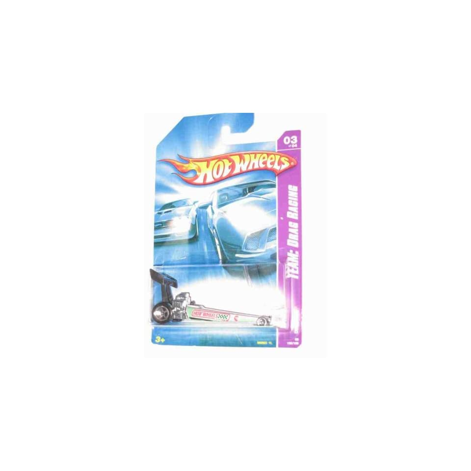 Drag Racing Series #3 Dragster Collectible Collector Car #2008 159 2008 Hot Wheels