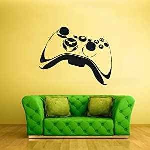 Amazon.com - Wall Decal Vinyl Sticker Decals Gaming Time Xbox 360