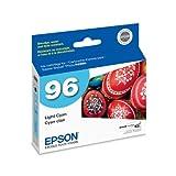 Epson T096520 Stylus Photo R2880 Printer UltraChrome K3 Ink Cartridge (Light Cyan)