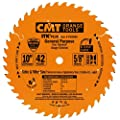 CMT P10042 ITK Plus General Purpose Saw Blade, 10 x 42 Teeth, 10° ATB+Shear with 5/8-Inch bore