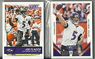 2015 & 2016 Panini Score Football Baltimore Ravens 2 Team Set Lot 29 Cards W/Rookies