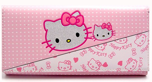 Back to School Sales – Sanrio Hello Kitty Long Wallet