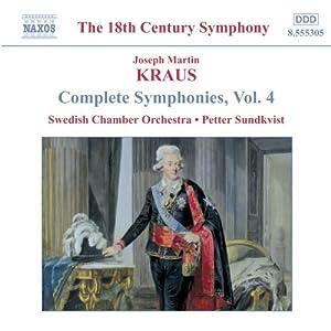 Kraus: Complete Symphonies 4