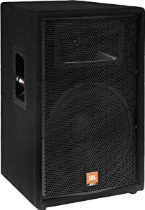 JBL  JRX115 15-Inch Classic 250W Continuous Two-Way Portable Loudspeaker