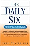 img - for The Daily Six: Simple Steps to Prosperity and Purpose Hardcover - November 3, 2005 book / textbook / text book