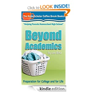 Beyond Academics: Preparation for College and for Life (Coffee Break Books)