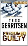Tess Gerritsen Presumed Guilty