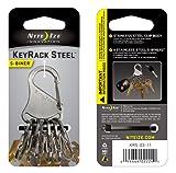 Nite Ize KRS-03-11 Stainless Key Rack