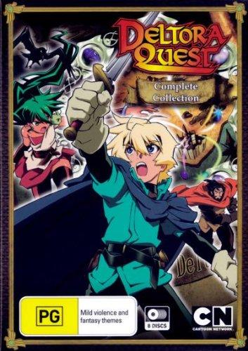 Deltora Quest - Complete Collection - 8-DVD Box Set ( Derutora kuesuto ) ( Deltora Quest - Complete Series (52 Episodes) ) [ NON-USA FORMAT, PAL, Reg.4 Import - Australia ] (Deltora Quest Complete Series Dvd compare prices)