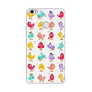 Happoz Xiaomi Mi Max Cases Back Cover Mobile Pouches Shell Hard Plastic Graphic Armour Premium Printed Designer Cartoon Girl 3D Funky Fancy Slim Graffiti Imported Cute Colurful Stylish Boys D010