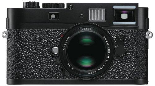 Leica M9-P schwarz