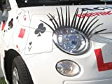 Eyelashes For Cars, Curly/Straight Fits All Makes/Models Reviews   Reviews Makes/Models Fits Eyelashes Curly/Straight cars