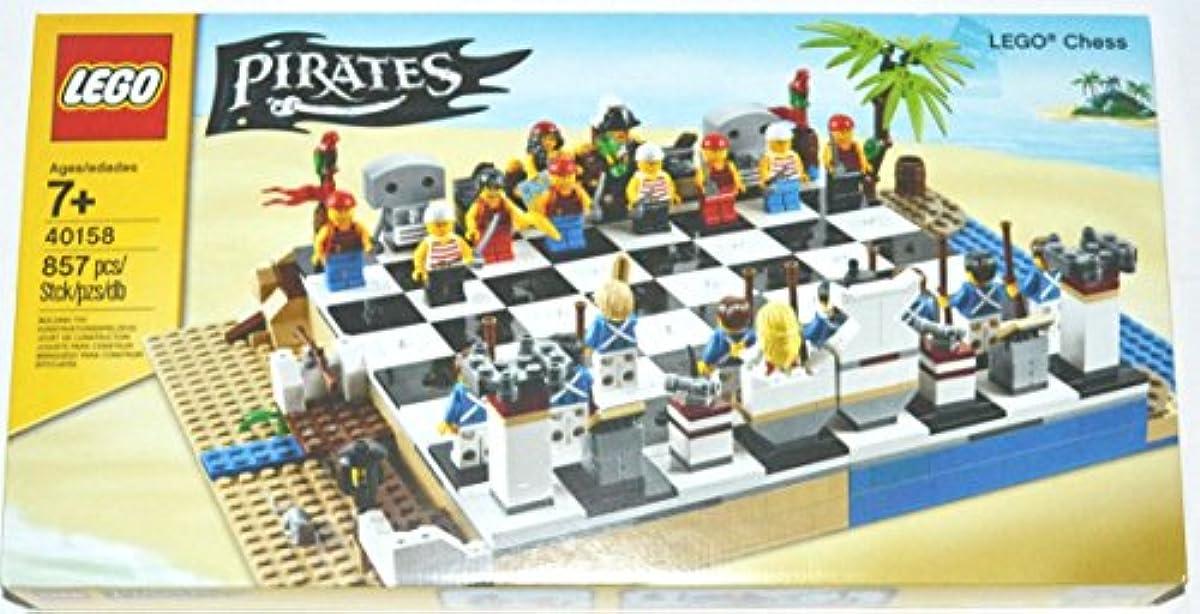 [해외] LEGO PIRATES 40158 CHESS SET 레고 파이럿 체스 세트-40158