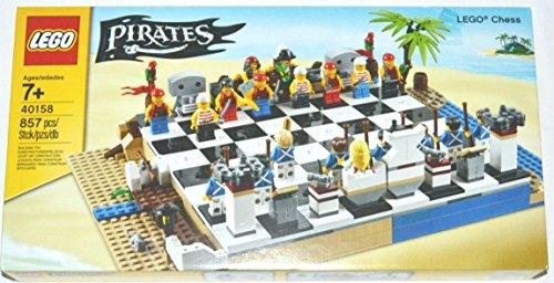LEGO Pirates Chess Set #40158 (Get Free Gems O compare prices)