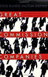 img - for Great Commission Companies: The Emerging Role of Business in Missions Paperback November 12, 2003 book / textbook / text book