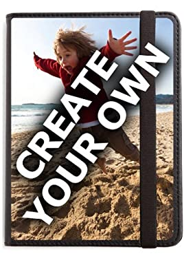Kindle Marware Atlas Black Cover (fits Kindle Paperwhite, Kindle, and Kindle Touch) - 'Create Your Own'