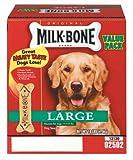 Milk Bone 10 Lb Large Original Dog Biscuits