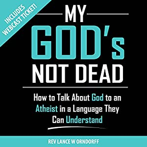My God's Not Dead Audiobook