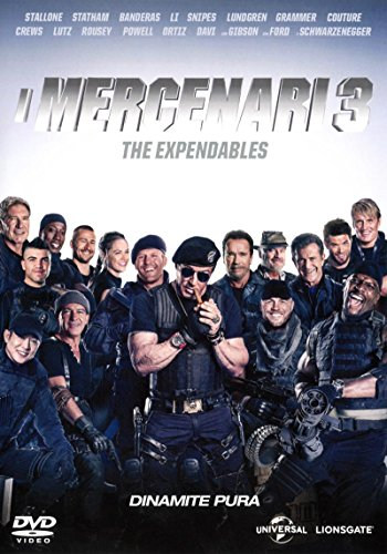 I Mercenari 3 - The Expendables (DVD)