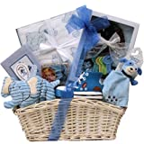 Great Arrivals Baby Gift Basket, Bouncing Baby Boy