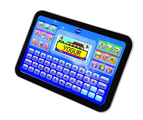 VTech - Tablet Little App, pantalla color, multicolor (155222)