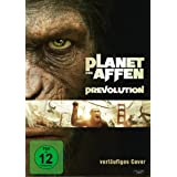 "Planet der Affen: Prevolution (Collector's Edition) [Blu-ray]von ""Brian Cox"""