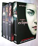 Stephanie Meyer Twilight Saga Collection, 5 Book set: Twilight, New Moon, Eclipse (film tie in editions), Breaking Dawn (paperpack) The Short Second Life of Bree Tanner (hardback)