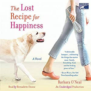 The Lost Recipe for Happiness Audiobook