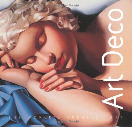 Art Deco (The World's Greatest Art)