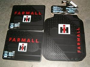 International Harvester Ih Farmall Floormats