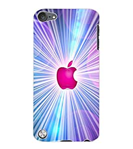 ColourCraft Creative Image Design Back Case Cover for APPLE IPOD TOUCH 5