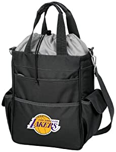 NBA Los Angeles Lakers Insulated Activo Cooler Tote by Picnic Time
